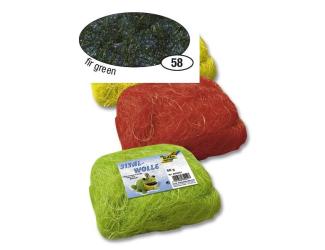 Zelené sisalové vlákno 50 g