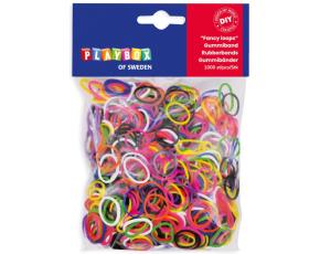 Gumičky Loops, 1000 ks v balení