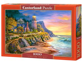 Puzzle Castorland 1000 dílků -  Maják