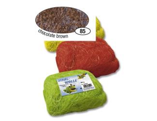 Hnědé sisalové vlákno 50 g