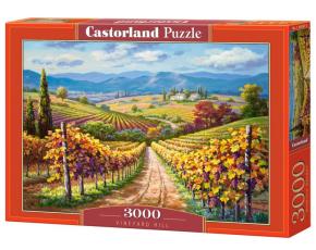 Puzzle Castorland 3000 dílků - Vinice