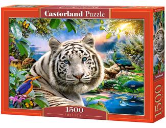 Puzzle Castorland 1500 dílků - Soumrak