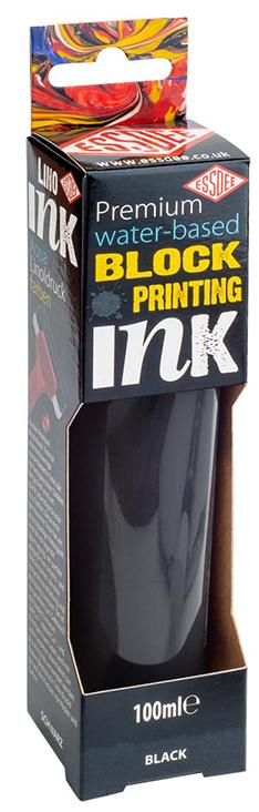 Barva na linoryt ESSDEE 100 ml - černá