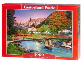 Puzzle Castorland 2000 dílků - Ramsau