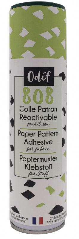 Odif Lepidlo na textil - dočasné, 250 ml