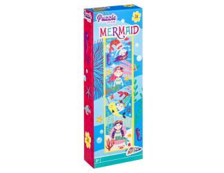 Puzzle 24 dílků - mořské panny