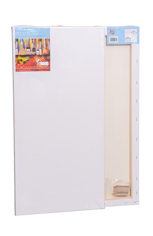 Malířské plátno 20x50 cm, 380 g/m2