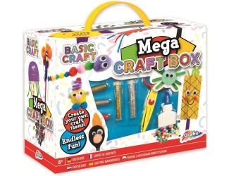 Tvořivý box - Mega craft box