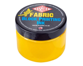 Barva na linoryt TEXTILNÍ 150 ml - žlutá