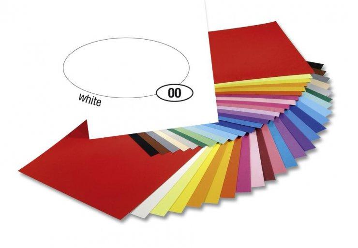 Barevný papír 300g A4- Bílý