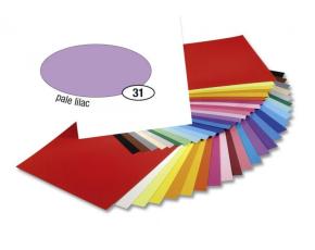 Barevný papír 300g A4- Fialový světlý