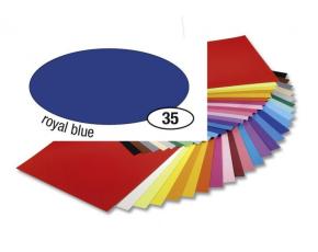 Barevný papír 300g A4- Modrý tmavý