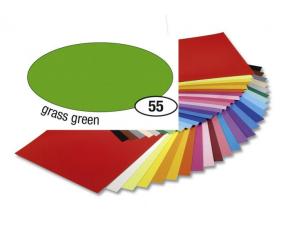 Barevný papír 300g A4- Zelený