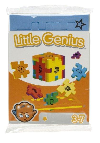 Hlavolam 1 ks obtížnost 3-7 let (Little Genius)