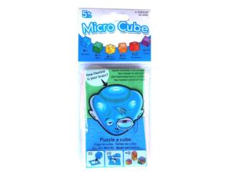 Hlavolamy 6ks v balení -  Micro Cube, obtížnost 5+