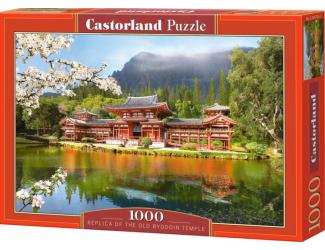 Puzzle 1000 dílků- Replika The Old Byodoin Temple