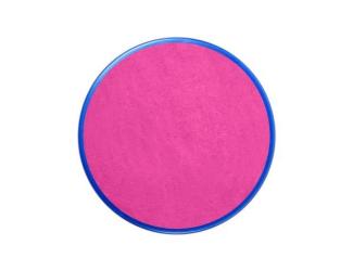 """Barva na obličej 18ml - růžová - """"Bright Pink"""""""