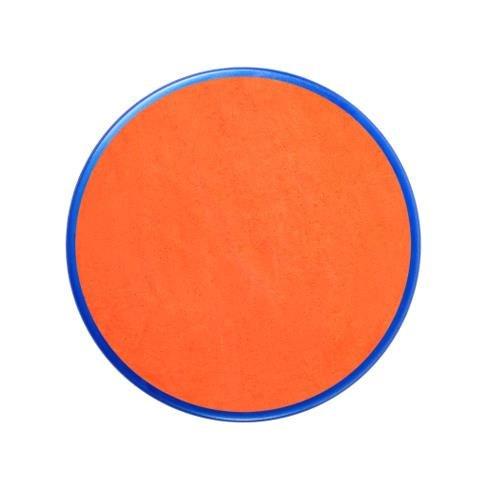"""Barva na obličej 18ml - oranžová - """"Orange"""""""